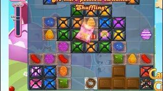 Candy Crush Saga Level 1585 - TIMED LEVEL