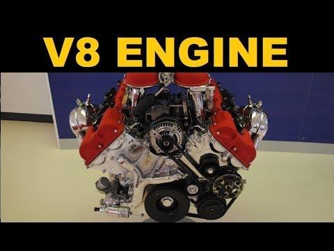 V8 Engine Explained Youtube