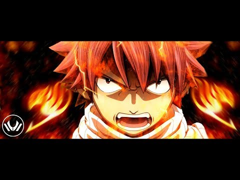 """Fairy Tail Metal Song -""""Burn""""   By Divide Music Ft. RUSTAGE"""