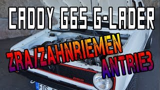 Caddy 1.8l G65 G-Lader ZRA/Zahnriemenantrieb | G65-LADER.DE