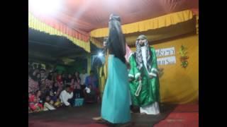 Drama kolosal isra''miraj 1438 H. Dusun 1 kampung  baru