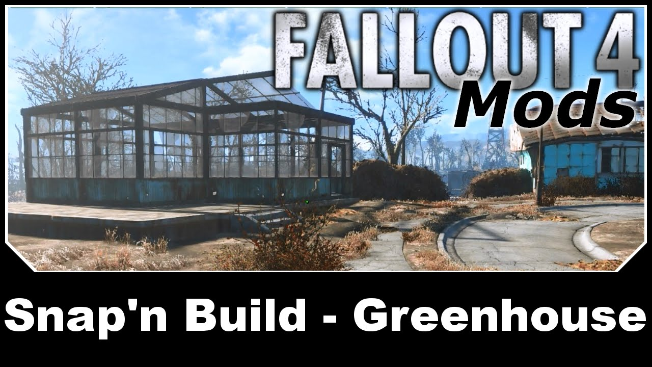 Image Result For Snap And Build Fallout Mod