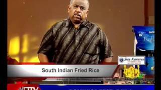 Samayal Darbar - Episode  21 - 1 (2) - South Indian Fried Rice - Ndtv Hindu