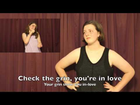 """I Won't Say I'm In Love"" from Hercules in ASL"