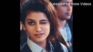 vuclip Priya parkash scary short / horror whatsapp status videos