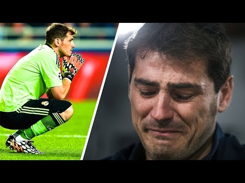 What happened to Iker Casillas is unreal - STAY STRONG CHAMPION