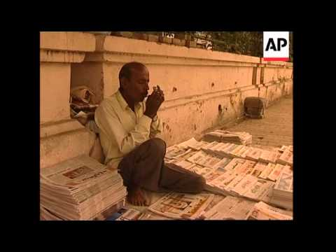 Ban on smoking in public places begins in India
