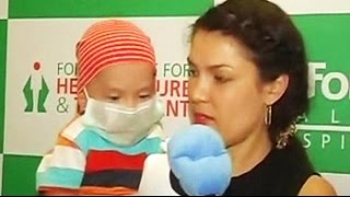 Russian baby gets new heart in Chennai