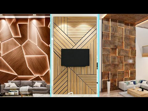 Top 100 Living Room Wooden Wall Decorating Ideas For Modern Home Interior Interior Decor Designs Youtube