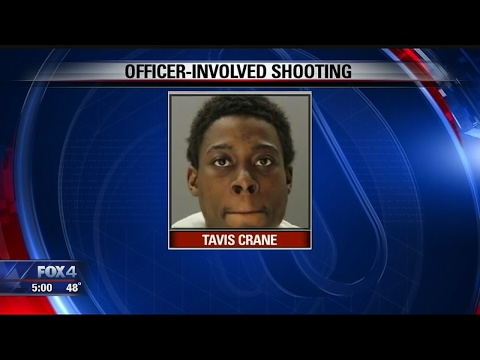 Arlington officer injured, suspect shot dead