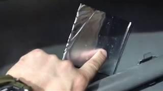 Обзор штатной шумки в салоне авто Лексус НХ 200, достаточно ли ее для качественного шумоподавления
