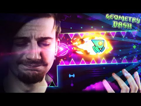 TODAY WAS A BAD DAY.. || Geometry Dash (Part 22)