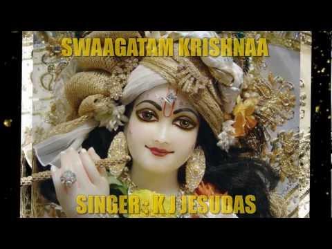 Swagatham Krishna with Lyrics
