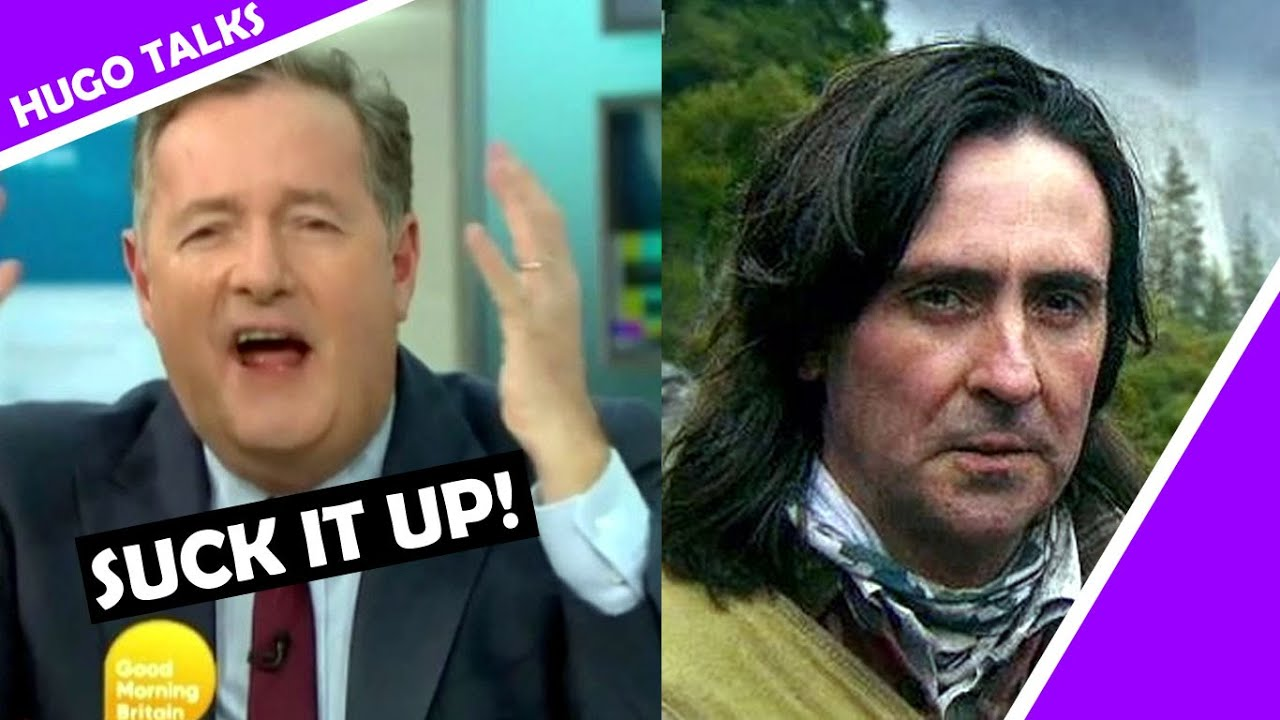 Piers Morgan Is 'SHAMEFUL' Says Ex BBC Presenter