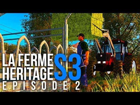 LA FERME HÉRITAGE - SAISON 3 EPISODE 2 - UN CHOIX ! (RolePlay)