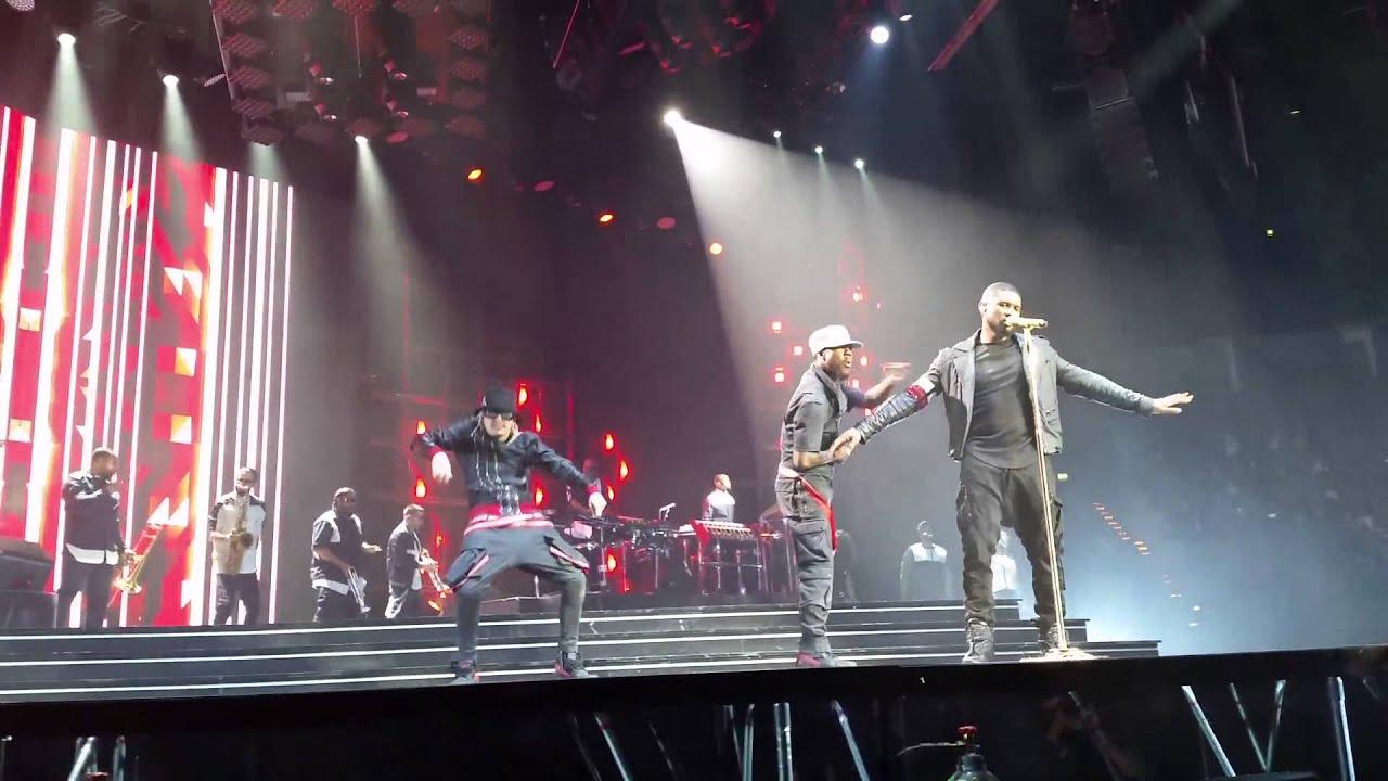 Usher Konzert Köln