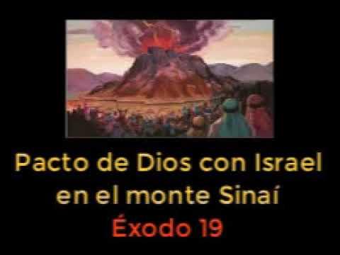 Éxodo 19: Pacto De Dios Con Israel En El Monte Sinaí