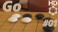 """Das Spiel Go - Tutorial #01 """"Die Spielregeln"""" german deutsch HD PC"""