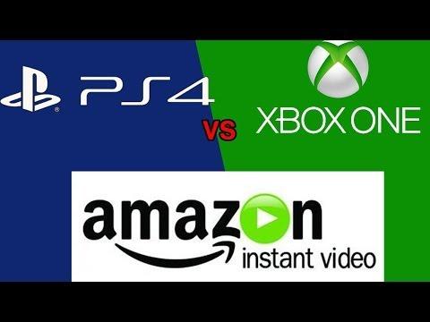 PS4 vs Xbox One - Amazon Prime Instant Video (Playstation 4 vs Xbox One Ultimate Breakdown)