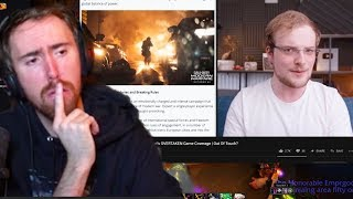 Asmongold Reacts Press VERSUS Games?! The Media RIFT That's OVERTAKEN Game Coverage | Out Of Touch?
