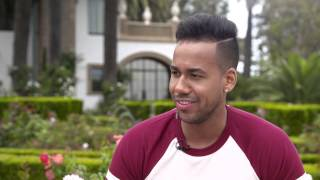 Furious 7: Romeo Santos Official Movie Interview en Espanol - Rapido y Furioso 7
