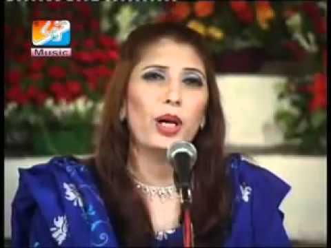 Dil Totteya Raas Nahin Aahna(Bushra Sadiq) Mughal.mp4