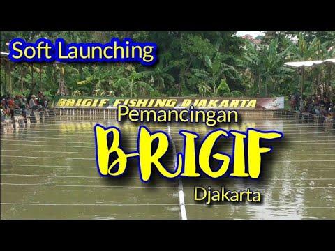 Soft Launching Pemancingan Brigif Djakarta.