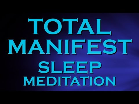 ULTIMATE MANIFEST while you SLEEP ~ MANIFEST Wealth Health a