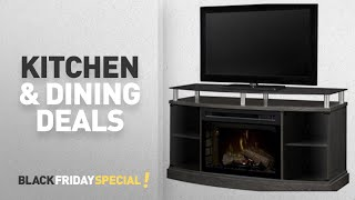 Black Friday Tv Stands By Dimplex // Amazon Black Friday Countdown