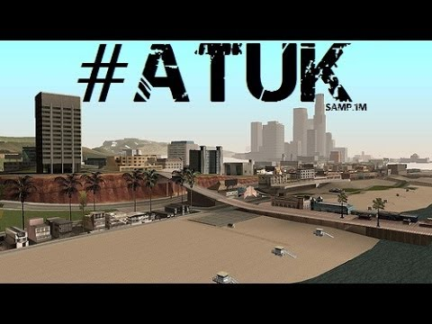 #ATUK GTA SA MP Parody Travel Video