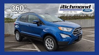 2018 Ford EcoSport SE 360 Degree Virtual Test Drive
