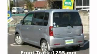 2005 Nissan Otti RX Four - Walkaround and Specification - irozona