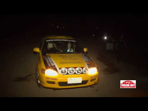 F2 Thailand Rally 2016 Round 5 Chiang Dao