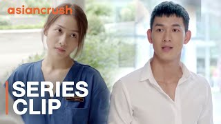 For this soldier, it was love at first fight. Her...not so much | Clip from 'Descendants of the Sun'
