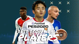 Every Position Best Bronze Ball Players Max Stats | PES 2020