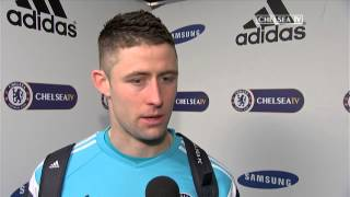 Chelsea: Cahill: Much better second half