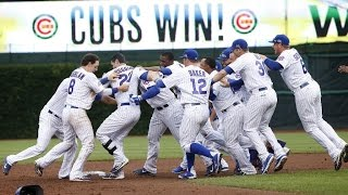 Chicago Cubs 2015 Hype Video