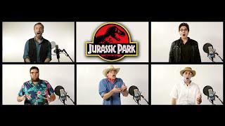 JURASSIC PARK ACAPELLA! (ft. Peter Hollens)