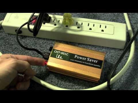 "Power Saver review biggest Scam 2011 ""Save 25% on Your Electric Bill!"""