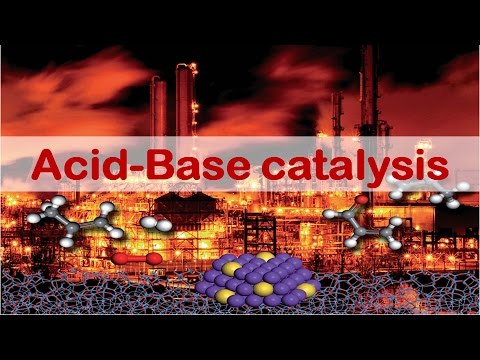 Catalysis Made Easy:  Acid Base Catalysis Episode #07