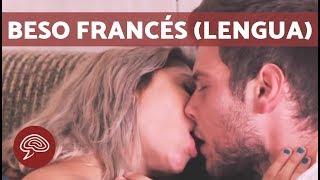 Cómo besar con lengua - BESO FRANCÉS