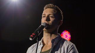 "Gambar cover Corey Mach - ""Between the Lines"" at BROADWAY SINGS SARA BAREILLES"