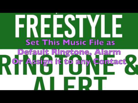 T-Wayne - Nasty Freestyle Ringtone and Alert