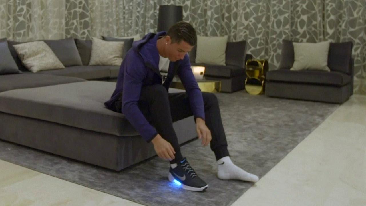 bcd9d9b26ed Ronaldo strikt eigen veters niet. De Telegraaf