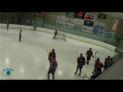 Highlights from Maine's 5-2 win over the Northeast Generals on 2/18/2017