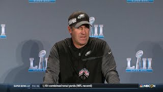 Doug Pederson stayed aggressive against Patriots