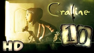 Coraline Walkthrough Part 10 (PS2) ~ Movie Game * HD * (Ending)