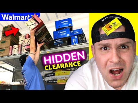 $1,272 OFF … shop until it's FREE → Walmart Hidden Clearance (no coupons!) Secret Savings & Deals
