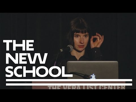 Public Art Fund Talks at The New School: Liz Glynn