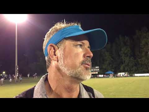 Oceanside coach Chad Grier